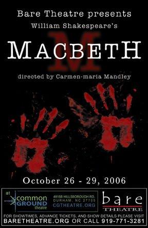 macbeth essay example